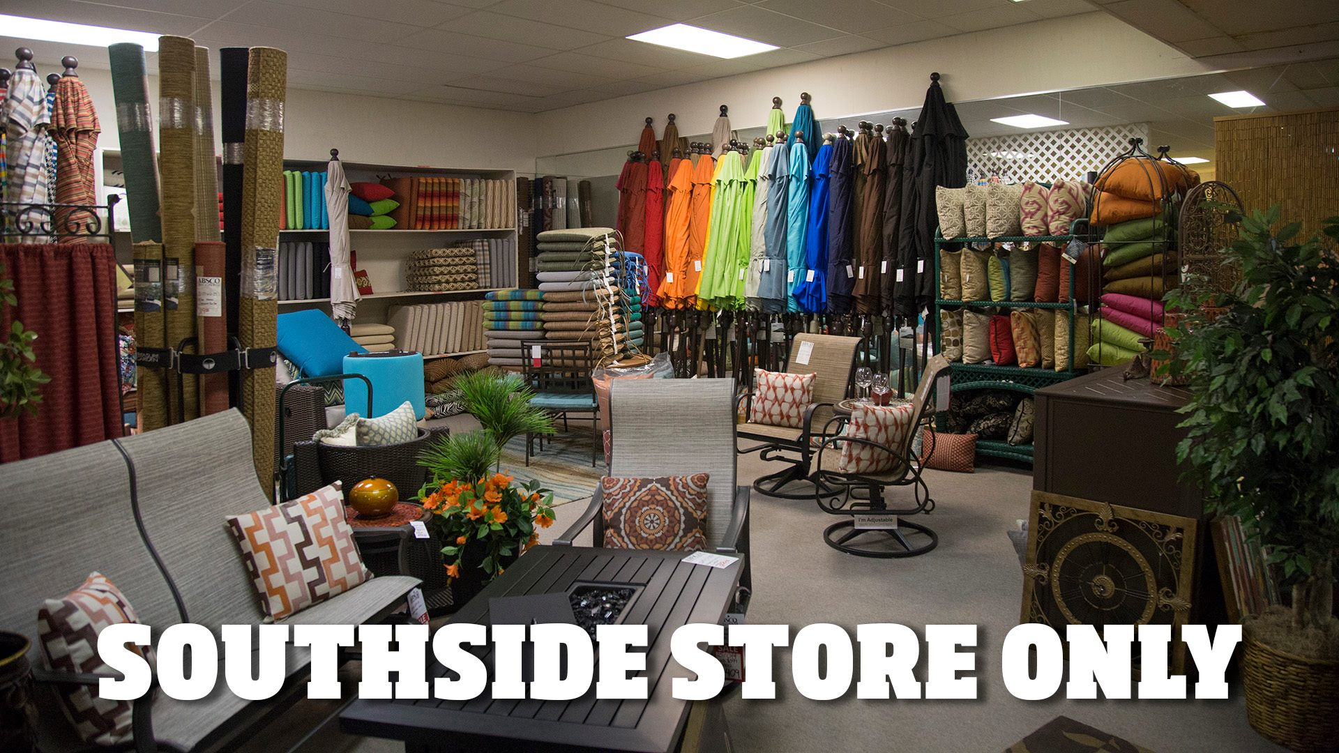 Southside Store Only
