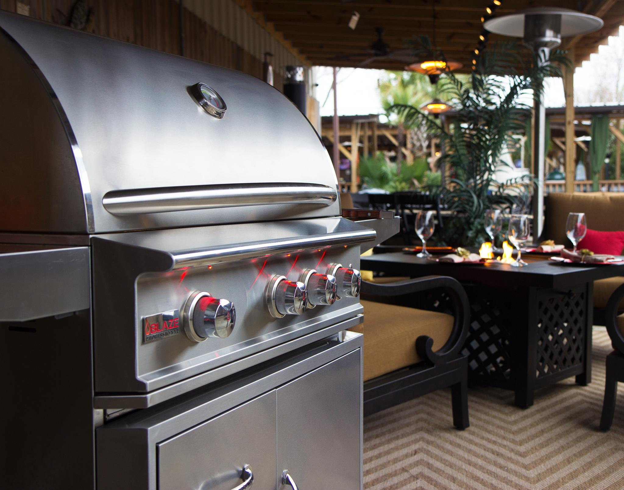 Blaze Grills - Gas Grills at ABSCO - Pelham & Birmingham Alabama