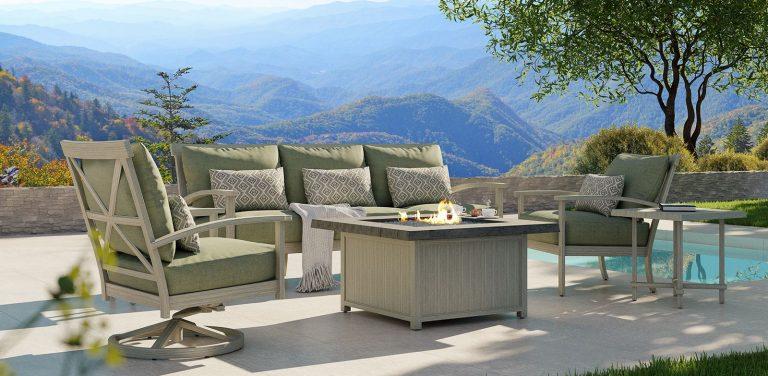 Castelle - Antler Hill - Outdoor Furniture at ABSCO Fireplace & Patio - Birmingham, Alabama