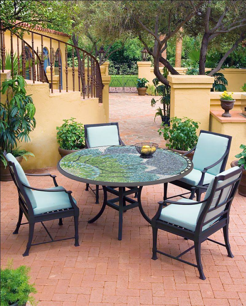 KNF Tables - Outdoor Furniture at ABSCO Fireplace & Patio - Birmingham, Alabama -2