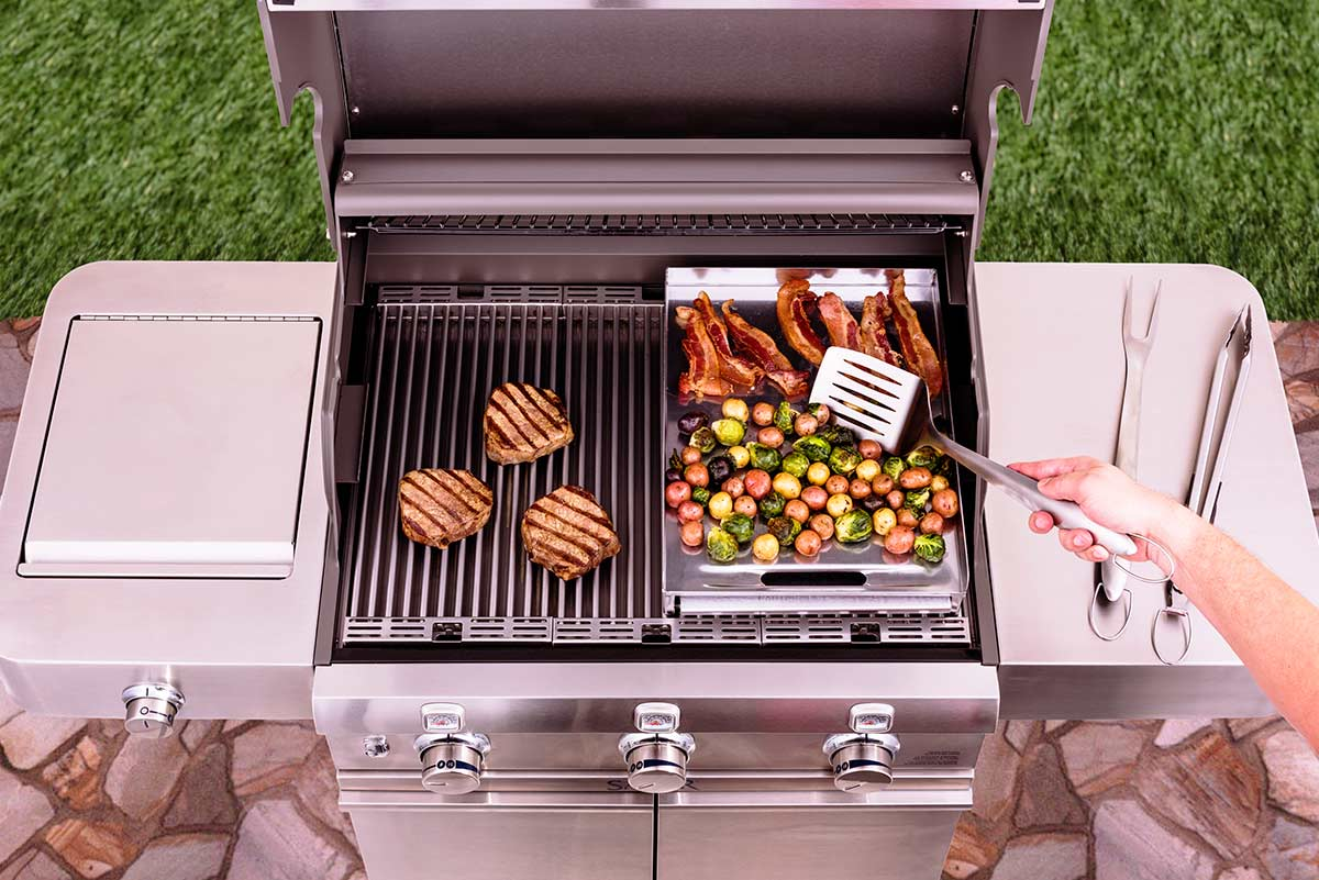 Saber Grills - Outdoor Grilling - Gas Grills - ABSCO Fireplace & Patio - Birmingham Alabama